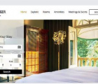 website modern hotel