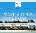 website untuk hotel dan paket perjalanan