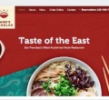 website restaurant asia