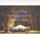 website event organizer