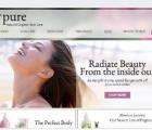 website skin care