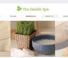website spa dan perawatan
