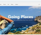 website traveler blog