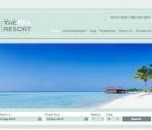 website untuk spa dan resort