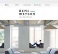 website design interior