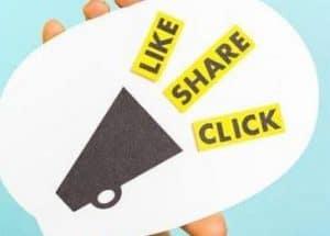 Teknik pemasaran di facebook - Stop mengkhawatirkan jumlah like